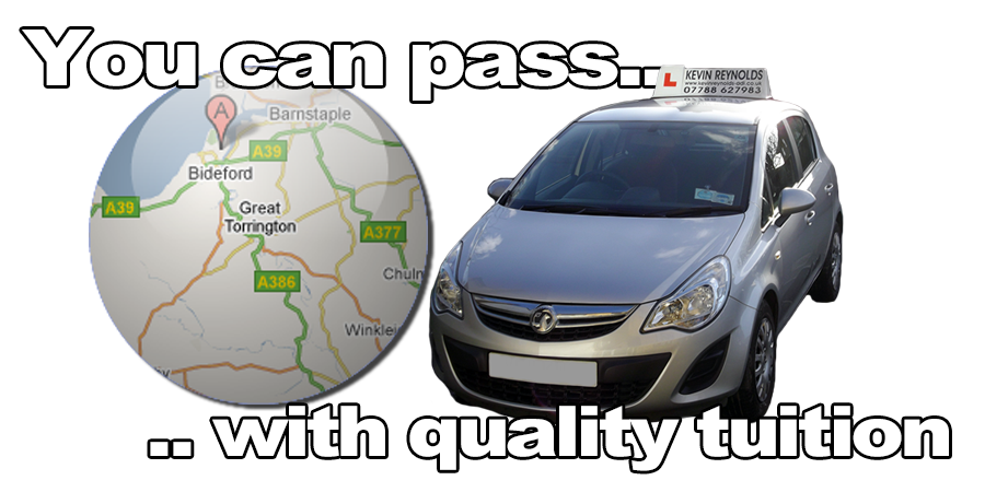 Kevin Reynolds Approved Driving Instructor